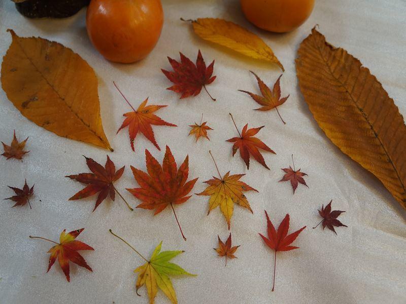 足助の紅葉