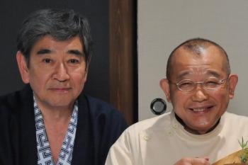 石坂さんと鶴瓶師匠