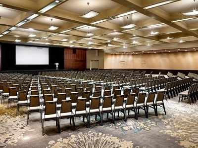 The Westin Harbour Castle Conference Centre会場例