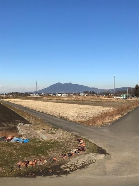 筑波山29.12.26