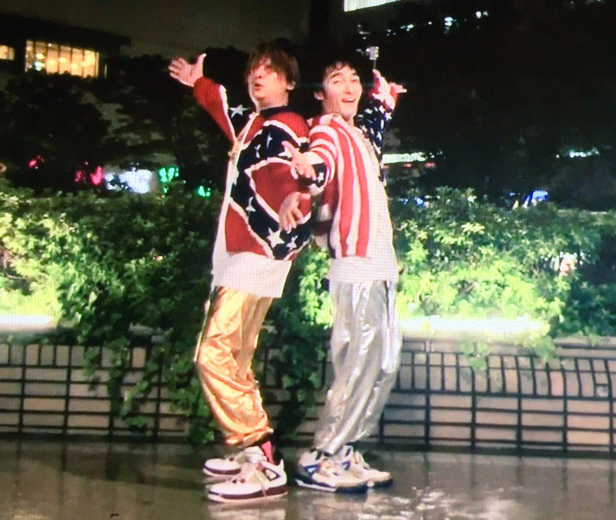 【おじゃMAP】香取慎吾と草�g剛のダンス&歌にSMAPファン以外からも感動の声続出!