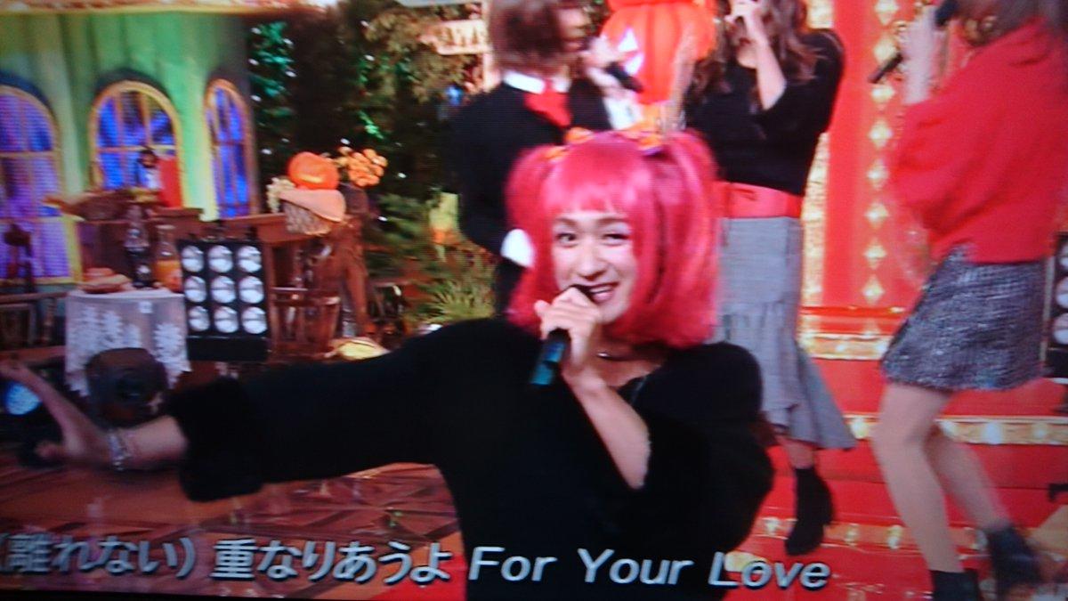 【ハロウィン音楽祭】キスマイ宮田がルビィのコスプレ→ぶれないア二ヲタの姿に称賛の嵐!