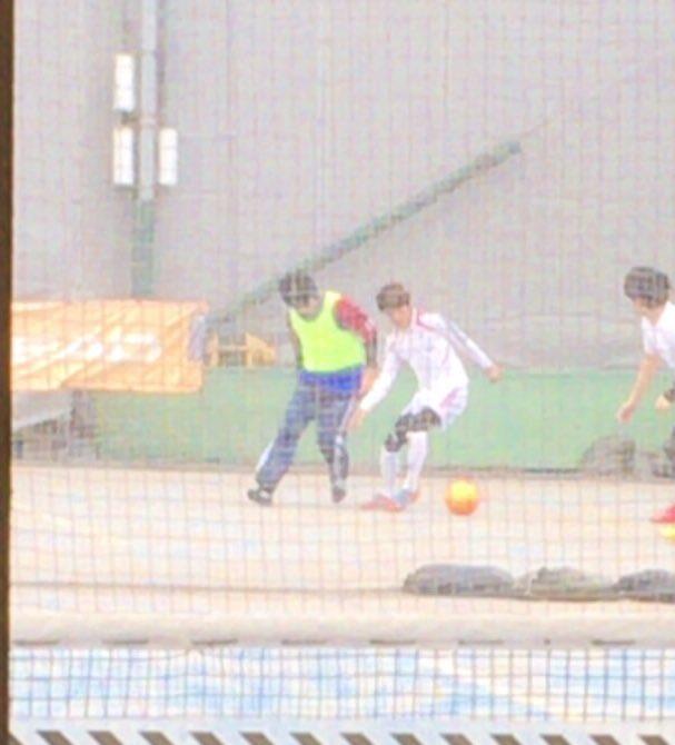 【ジャニーズ遭遇】関ジャニ・村上信五がゆっこママらと大井町でフットサル!(画像あり)