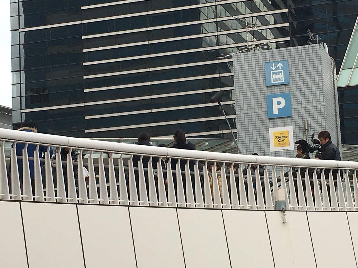 KAT-TUN・亀梨和也が品川駅前で『FINAL CUT』のロケ→目撃者から「カッコいい」の声続出!