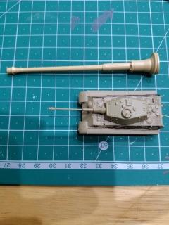 砲身の比較