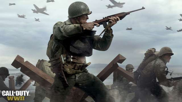 Call of Duty WWII サウンドノイズ情報