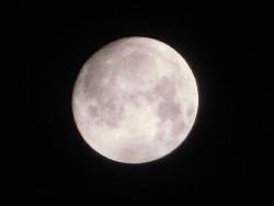 2017.10.4 中秋の名月