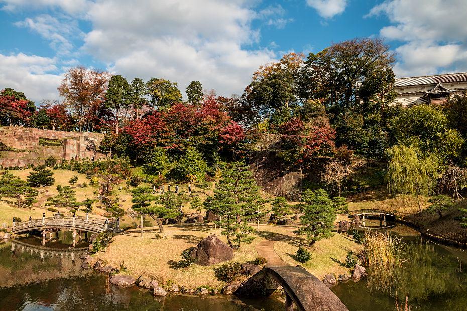 2017.11.21 金沢城の紅葉_1