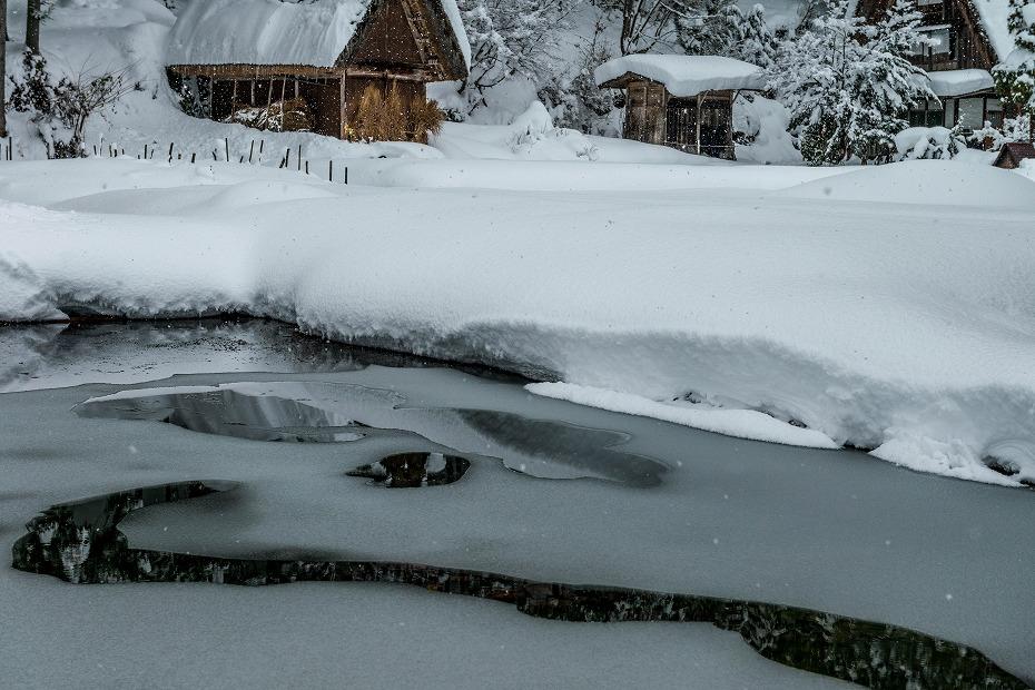 2017.12.13 白川郷の雪景色 10