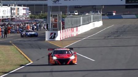 2017 SUPER GT ラウンド8 ツインリンクもてぎ 予選