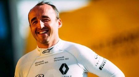 クビサ、F1復帰へ向けて最終チャンス?