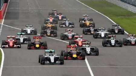2017F1日本GPがBSフジで無料放送