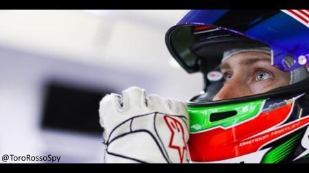 ブレンドン・ハートレーがF1デビュー