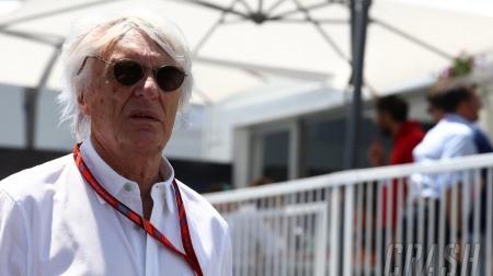 バーニー、F1新体制に物申す