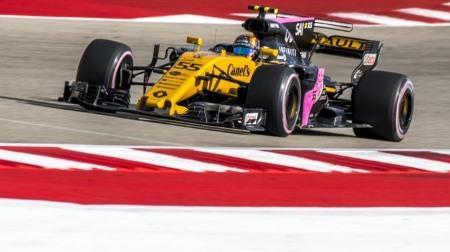 F1アメリカGP:ルノーF1のサインツ大活躍