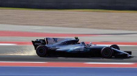 ボッタス、F1アメリカGPでもスランプ