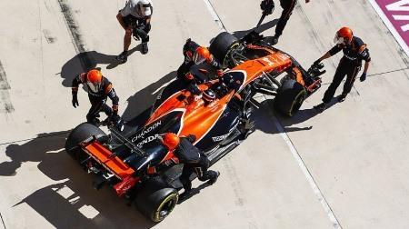 アロンソ、F1メキシコGPで改良型エンジンを搭載