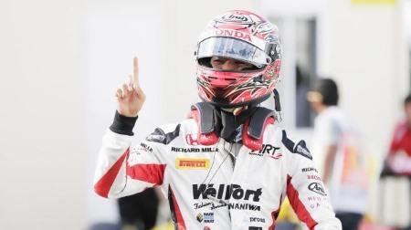 日本人F1ドライバー誕生を目指したて