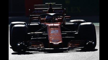 バンドーンに問題集中@F1メキシコGP初日