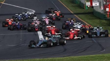 F1とカーナンバー1