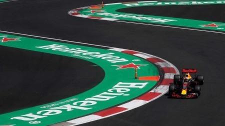 リカルド大苦戦@F1メキシコGP予選