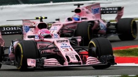 オコンがペレスに地元で予選ビート@F1メキシコGP予選