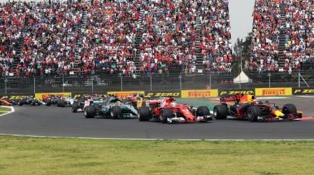 F1メキシコGP:ドライバー・オブ・ザ・デイ