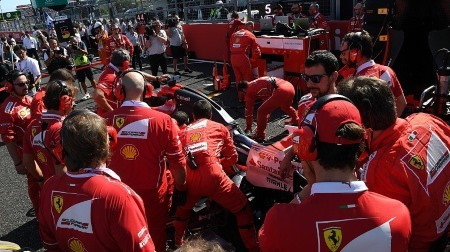F1エンジンに関する競技規則見直しは?