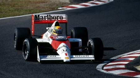 最新F1とマニュアルギアシフト