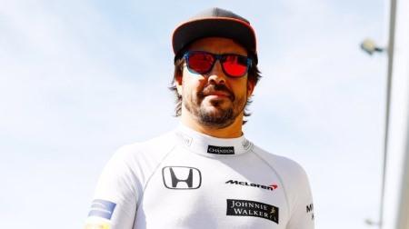 アロンソの2018年F1シーズン展望