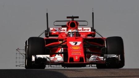 F1アブダビテスト初日午前中の結果