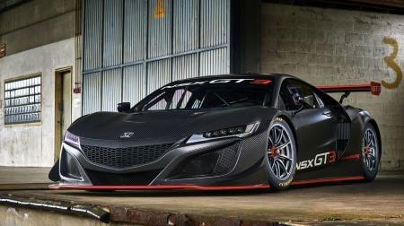 2018SuperGT、GT300の「NSX GT3」の話題