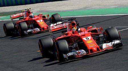 フェラーリ、ライコネンの後任トーク