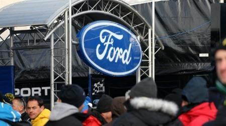 フォードの名前がWRC復帰