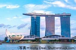 金融センター シンガポール