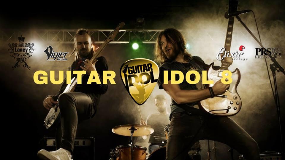 guitar idol 8