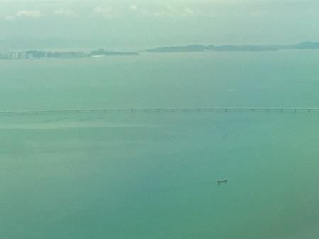 港珠澳大橋はほとんど完成しているそうです