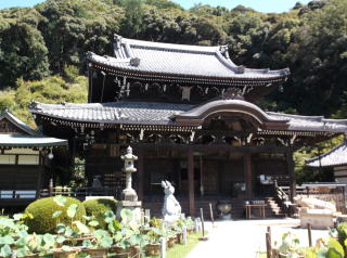 三室戸寺本堂