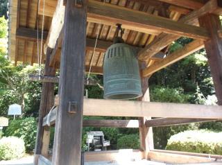 三室戸寺鐘楼