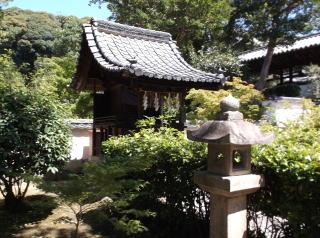 萬福寺八幡宮祠堂