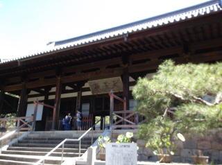 萬福寺天王殿