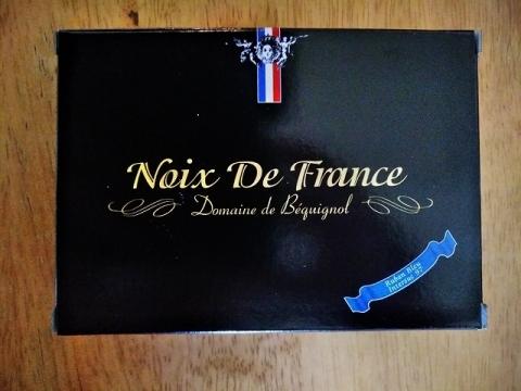 フランス製くるみチョコレート ノア・ド・フランス1