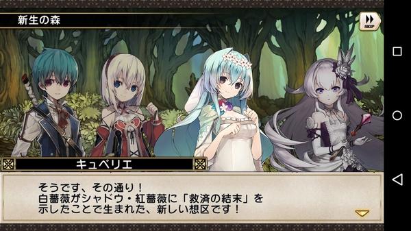 覚醒白薔薇レベル90 (1)