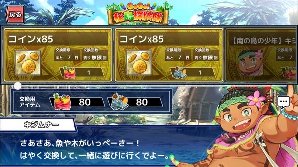 秘島アイテムコンプ (1)