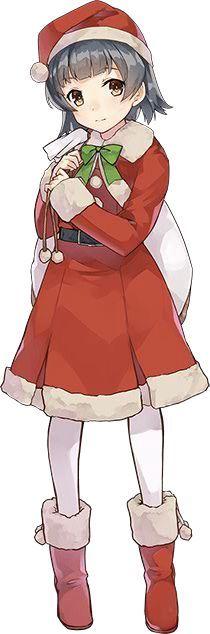霰クリスマス