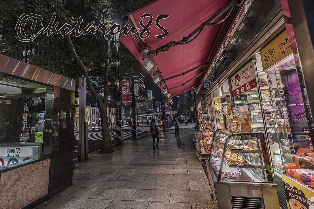 洋菓子店のハルウィン商戦  20171012