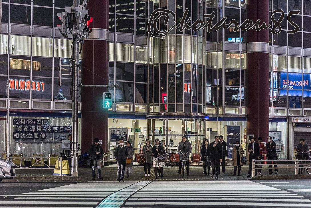 錦糸町夜景 20171130
