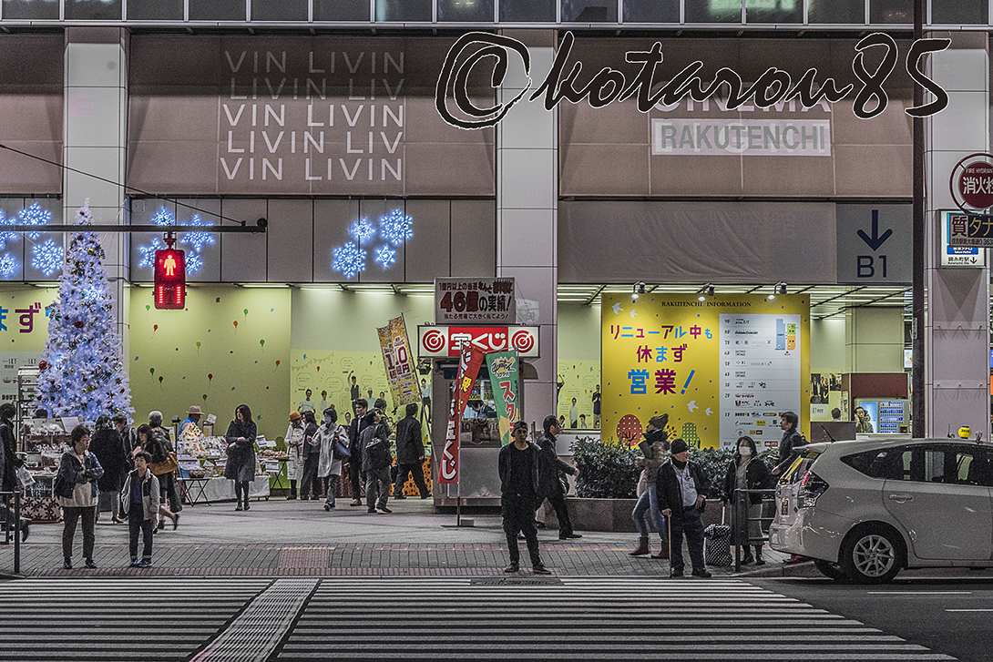 錦糸町夜景2 20171130
