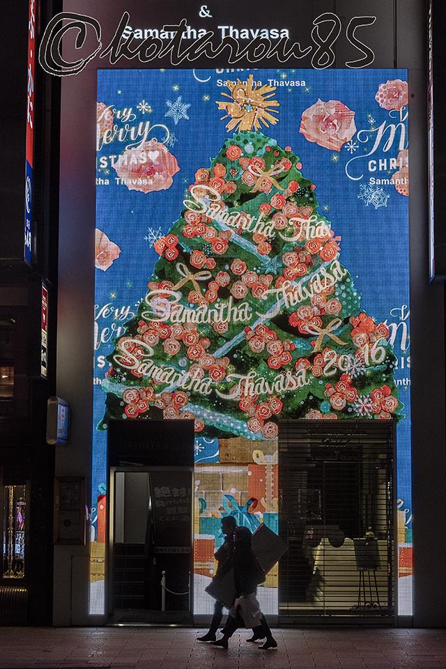 クリスマスイルミネーション 20171213