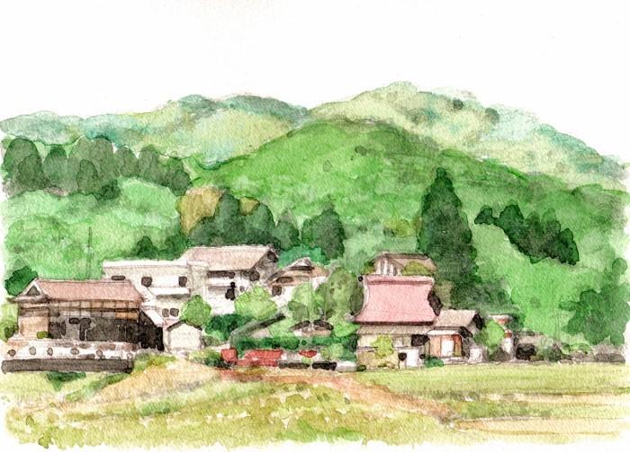 兵庫の民家 (700x503)